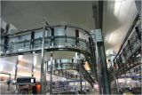 Funda del encogimiento del PVC, máquina de etiquetado automática