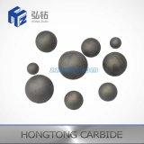 根拠が無い磨かれた炭化タングステンの球のシートの別のサイズ