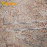 Suelos de mármol del producto nuevos diseños de pavimentos de PVC de la Frontera