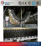 Southtechの十字によって曲げられる曲がる強くなるガラス炉(HWG)