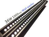 IP65 300mm-1200mm RGB LED de luz na parede da arruela de parede