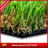 Césped artificial de la hierba del paisaje impermeable