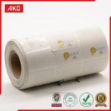 Papier thermosensible de papier de billet de prix usine de qualité