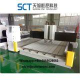2030アルミニウム石造りの鋼鉄大きい彫版CNCのルーター