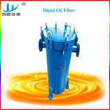 Retirer le filtre d'asphalte d'huile diesel