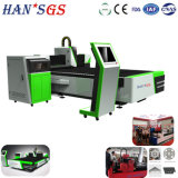 Nuovo disegno e nuova funzione della tagliatrice del laser della fibra di 2200W Hans GS