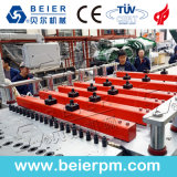 Feuille de carte de la plaque de mousse PVC Machine de production Ligne d'Extrusion