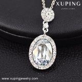 43211 Xuping Роскошные ювелирные изделия из кристаллов Swarovski Crystal женщин не вешайте новейший розового цвета