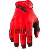 Roter O'neal Hardwear Eisen-Handschuh-MXATV MTB Mens-Gang