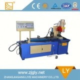 Matériel automatique hydraulique de découpage de pipe de Yj-325CNC pour le tube en acier