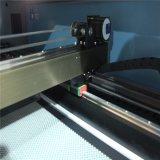 繊維工業(JM-1810H)の布レーザーの打抜き機