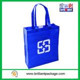 Venda por grosso Nonwoven Sacola de Compras o logotipo personalizado/Material personalizado e tamanho