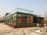 Chambre modulaire préfabriquée de conteneur de Chambre de construction de bâti de structure métallique