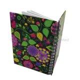 A5 A6 het Notitieboekje van de School van Hardcover, het Boek van de Nota van de Kantoorbehoeften van het Bureau