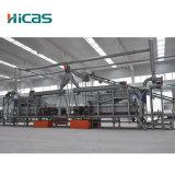 La Chine le fournisseur de la colle Mélangeur pour ligne de production de panneaux de particules