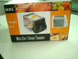 부엌을%s 탁상용 소형 전기 오븐 토스터