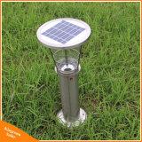 ステンレス鋼庭公園の景色のための太陽LEDの芝生ライト