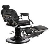 Fester Metallrahmen-Herrenfriseur-Stuhl-Salon-Schönheits-Frisuren-Stuhl