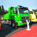 최신 판매 T5g 엔진 266-420HP HOWO 6X4 덤프 또는 팁 주는 사람 트럭