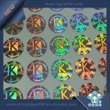 DOT Matrix autocollant hologramme 3D