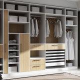 غرفة نوم /Cloakroom أثاث لازم مقصورة خزانة ثوب مع بيت مؤونة خزانة