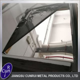 Плита нержавеющей стали Inox Ba зеркала ASTM SS316 304