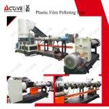 Riga di pelletizzazione della macchina di pelletizzazione del film di materia plastica del PE dei pp