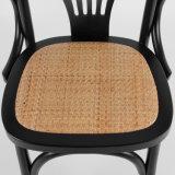 Fester Eichen-Holz-Stuhl