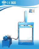 Prensa hidráulica vertical manual de la materia textil del certificado del SGS del Ce de Vms50-10060/Tc