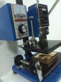 Máquina de carimbo quente manual da folha Tam-170 com o molde do papel de letra