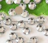 2088 оптовый Rhinestone Hotfix плоской задней части качества стекла 5A Non кристаллический (FB-ss10 кристалл ab/5A)