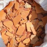 Flocos do minuto do sulfureto 60% do sódio para a mineração