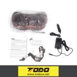 Rouleau-masseur d'épaule pour le palier de massage de collet de palier de course de corps