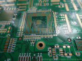 Base de cobre placa PCB Greeb máscara de soldadura Solder-Ability Test
