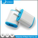 Заряжатель USB мобильного телефона оптового перемещения портативная пишущая машинка всеобщего одиночный Port