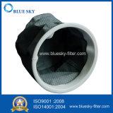 Bolsa de Filtro de polvo con el círculo de metal para aspiradoras