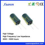 De hete Elektrolytische Condensator van de Hoge Frequentie 2.2UF van de Aanbieding 250V