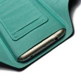 Cassa del bracciale di Neoprene+Lycra per il grossista di iPhone