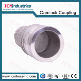 Conector da Mangueira de alumínio com mangueira de PVC