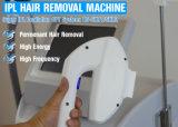 El cuerpo de equipos de refrigeración de toque de belleza IPL Depilación Láser máquina