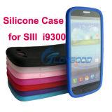 Geval van uitstekende kwaliteit van de Rugdekking van de Telefoon van het Silicium het Mobiele voor Samsung