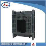 Radiador modificado para requisitos particulares S4K-Dt-1 del aluminio del radiador de Raidator Genset