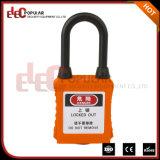 Cadeado de segurança de isolamento à prova de poeira de 38 mm, bloqueio de nylon