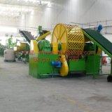 De auto Lijn van het Recycling van de Band van het Afval voor RubberPoeder met Ce en ISO