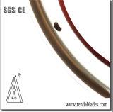 HSS SKD11 Cizalla Cortadora de macho de la ronda final de la hoja Circular de Cartón corte de papel