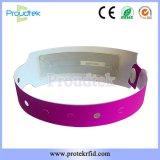 El papel de una pulsera RFID tiempo TK4100 pulseras de identificación