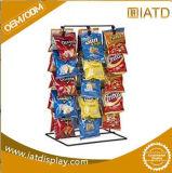 Support d'écran universel de produit pour les aliments de collation