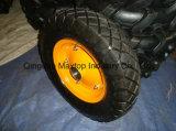 400-8 het RubberWiel van de Kruiwagen van het wiel