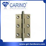 As dobradiças de porta de metal de qualidade da dobradiça da dobradiça de latão (HY891)
