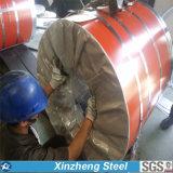 Bobina d'acciaio preverniciata/acciaio galvanizzato ricoperto colore PPGL/di PPGI di Gi